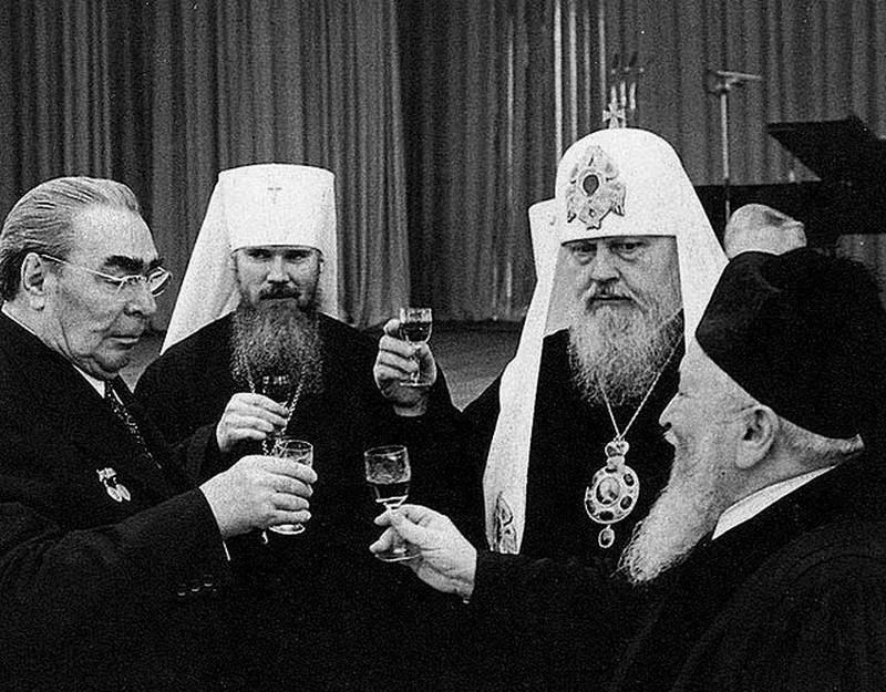 Единство сатанистов во грехе