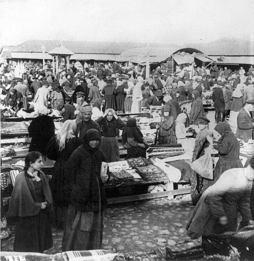 Текстильный Рынок
