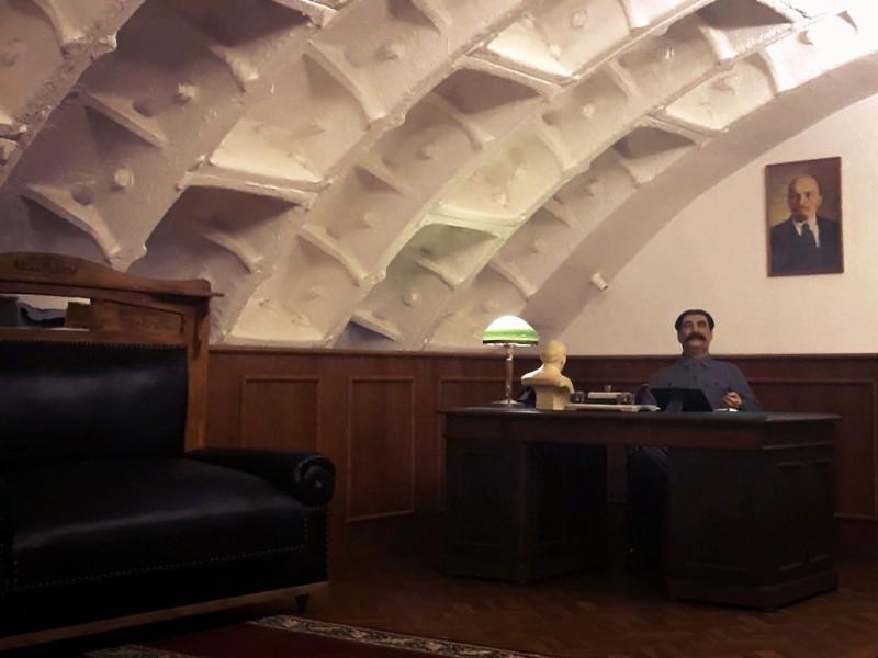 2. Йосиф Сталин в бункере