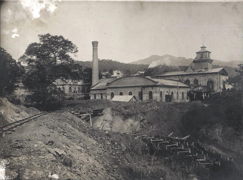 Электростанция шахты №1