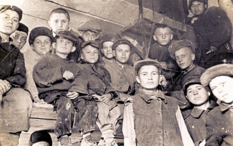 Дети заключенные Сидельцы