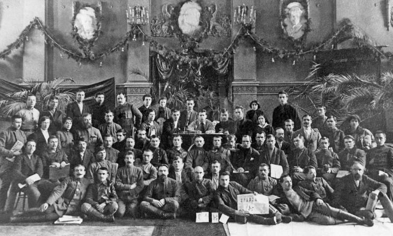 21 дек. 1918 г. большевики взяли г. Пензу