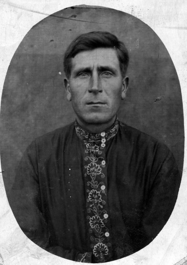 Михаил Никитович Зуев в 40-е годы.