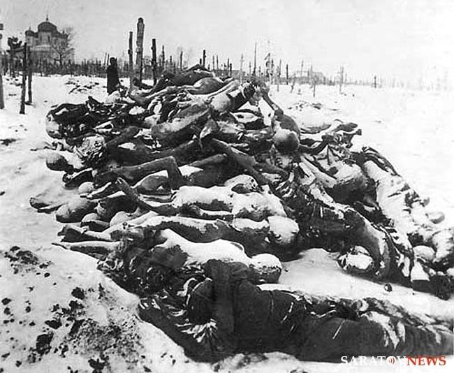 Все эти смерти ложатся на любителей советчины и забугорного коммунизма