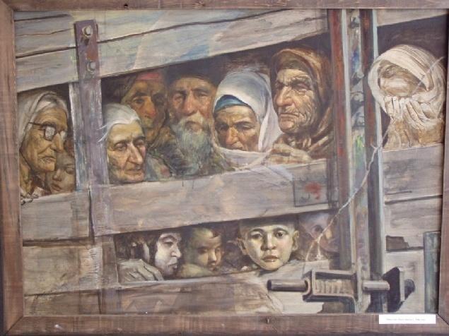 При Совке говаривали: пол страны сидит, а другая половина ОХРАНЯЕТ. СССР ушли, а дух остался.
