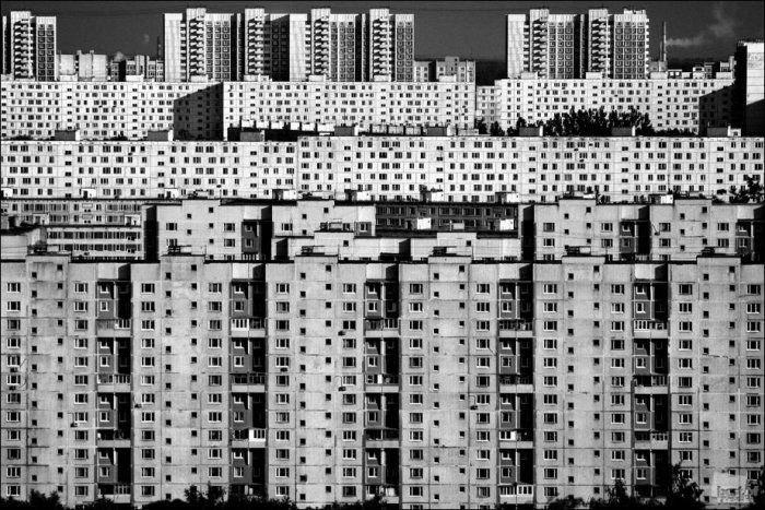 Беликое житье гетто совка