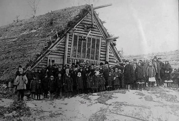 Совецкий барак