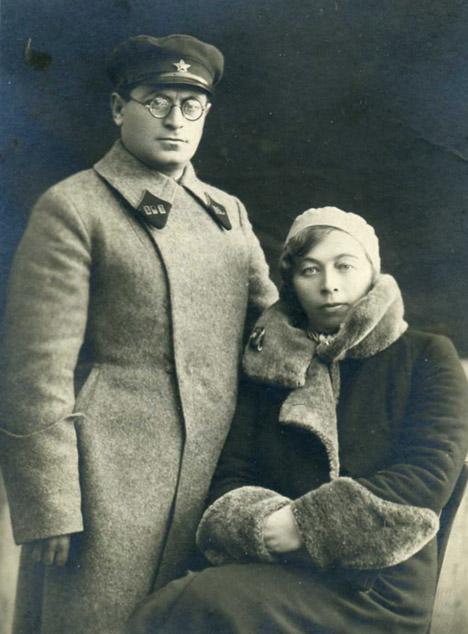 Давидовский Иосиф Ильич - в 1940г. Нарком ГБ, а в 41г. - НКВД Туркмении