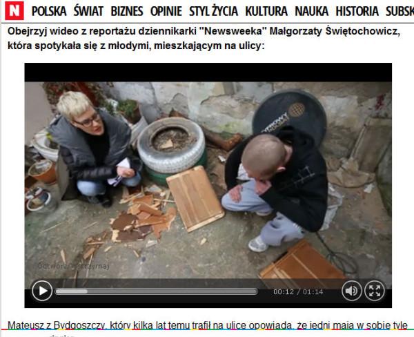 Польша растит второе поколение бездомных (пер. с польского) 76828_600