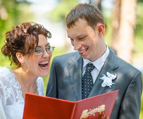 Свадьба Соловцовых
