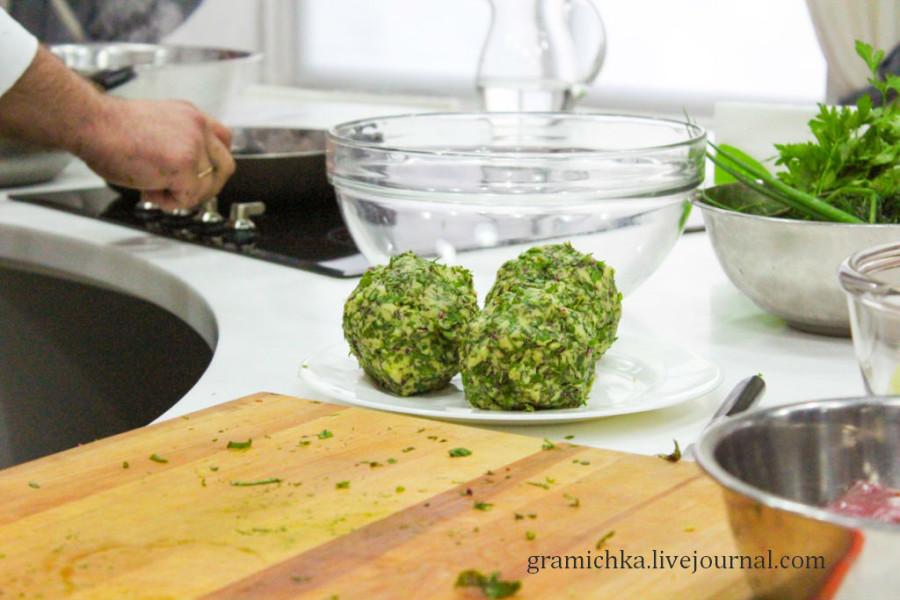 • Осетинский пирог со свекольными листьями + МК от Эдуарда Тибилова •
