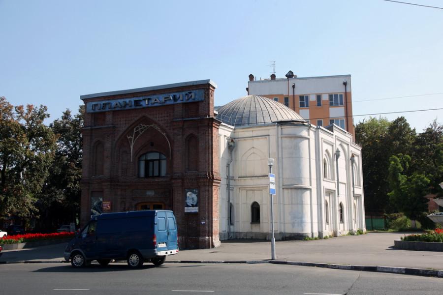 Владикваказ. мечеть, переоборудованная в планетарий
