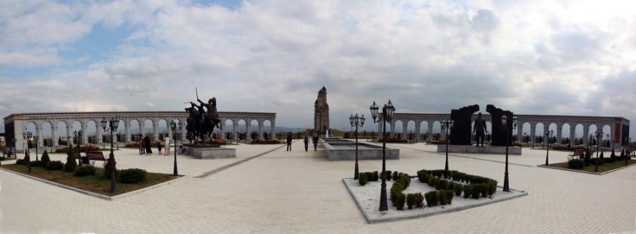 мемориал жертвам политических репрессий, Назрань