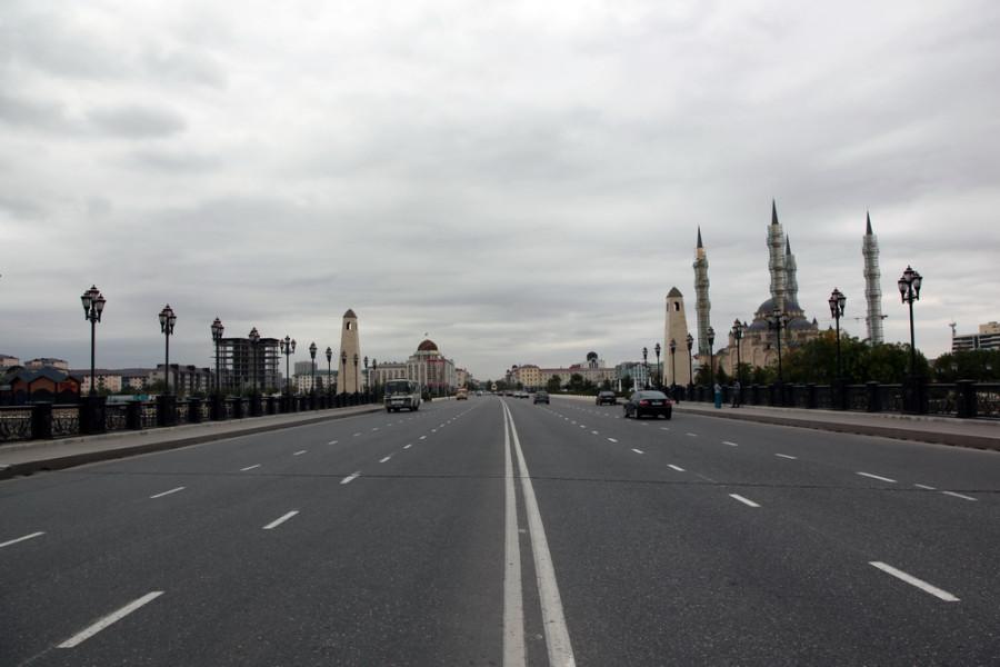 улицы Грозного (1)