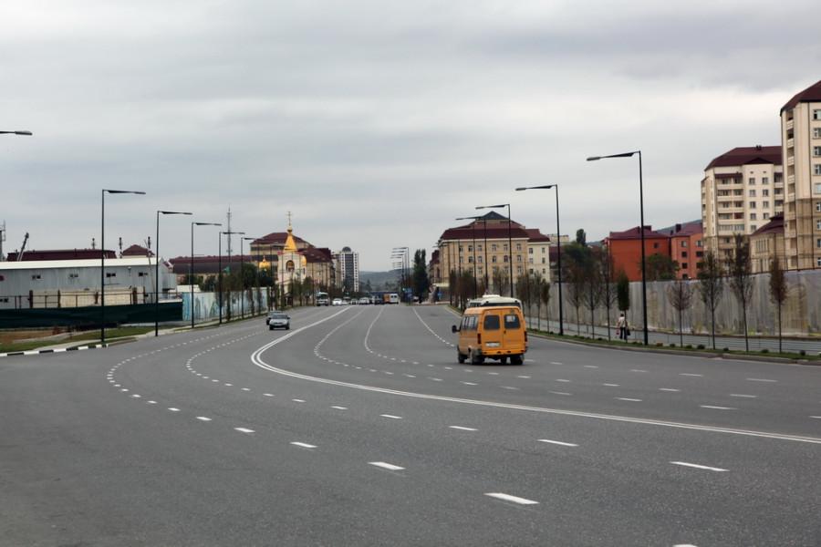 улицы Грозного (2)