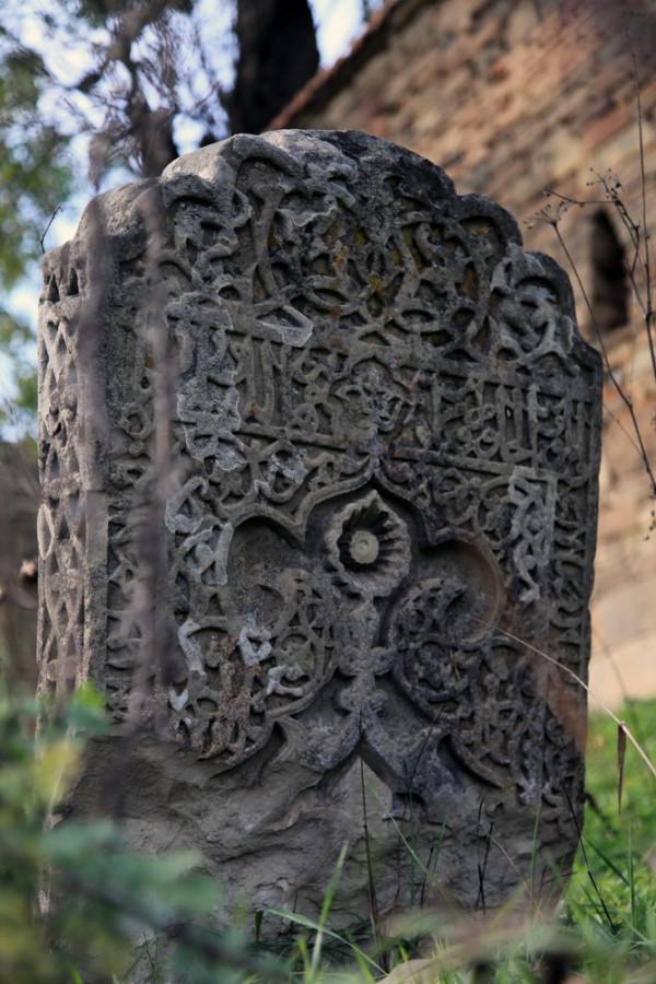 некоторым надгробиям в Калакурейше более 1000 лет