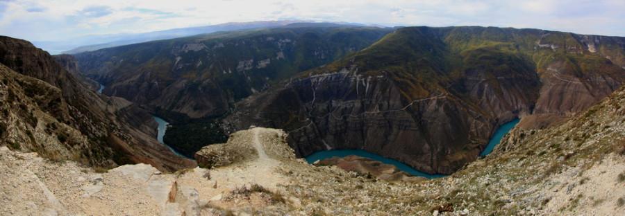 Чиркейская ГЭС - крупнейшая на Северном Кавказе