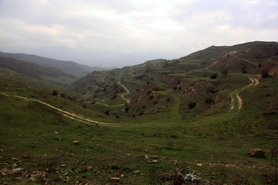 на юге горного Дагестана