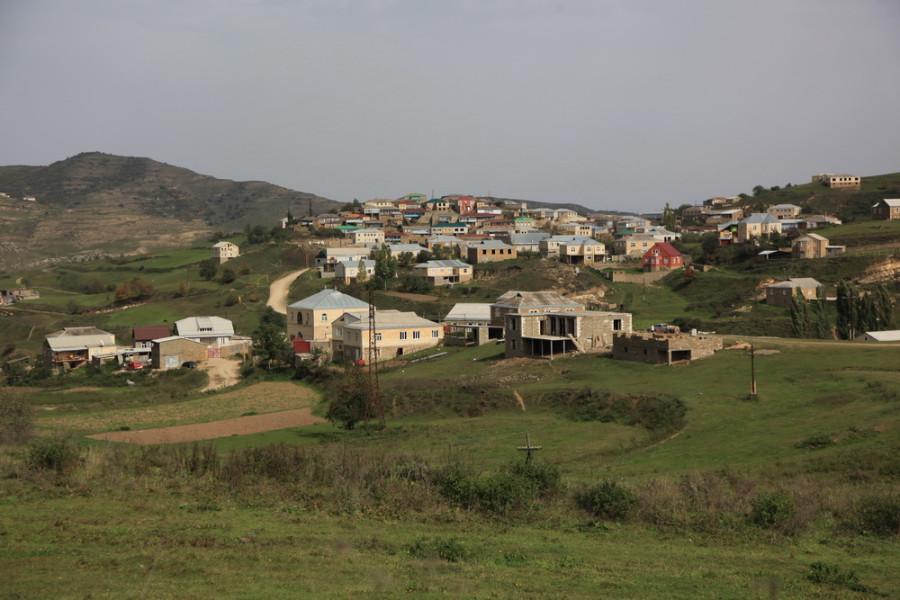 горное селение Уркарах