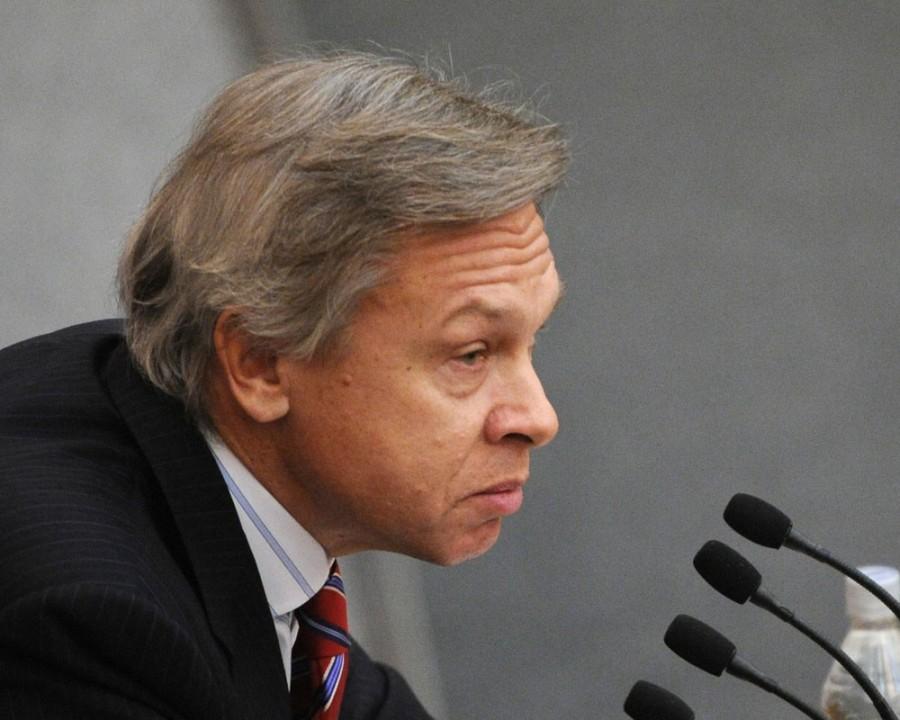 Пушков прокомментировал отказ Польши принимать беженцев