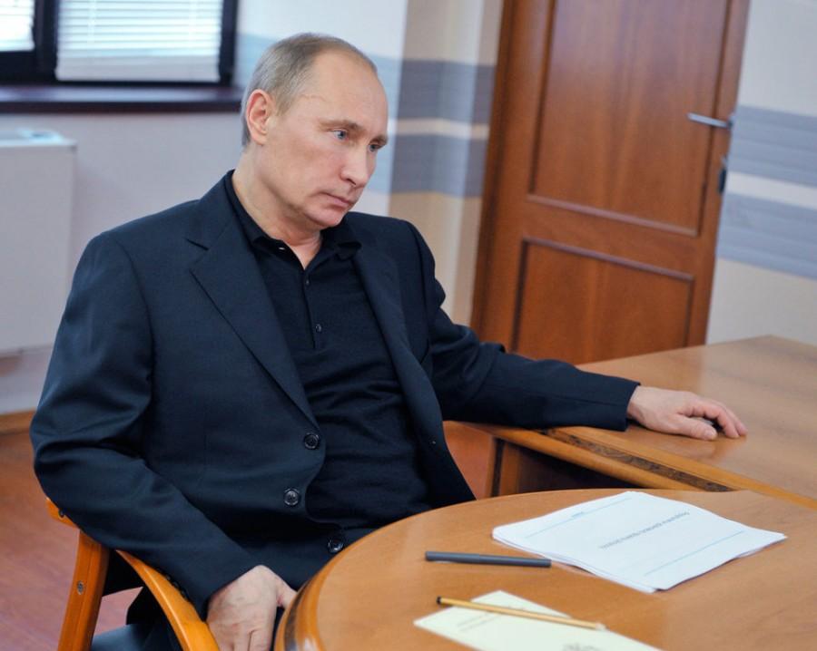 Путин чистит кадры МВД