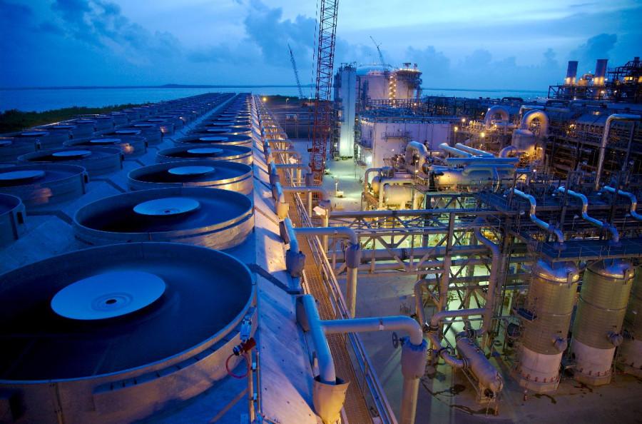 Добыча-газа-США