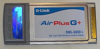 DWL-G650+ original