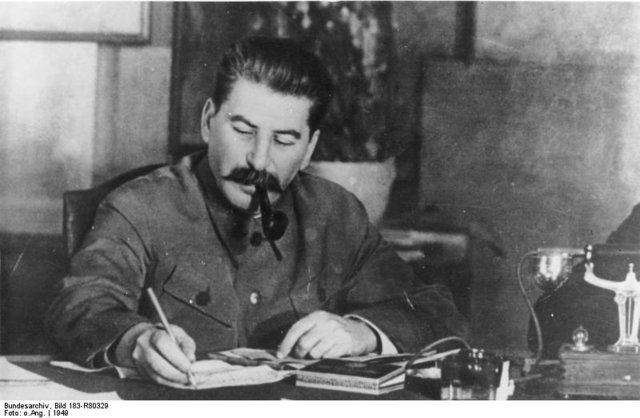 Сталин 1949 г.
