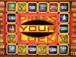 124 Push Your Luck Series Exxtra Excape The Great