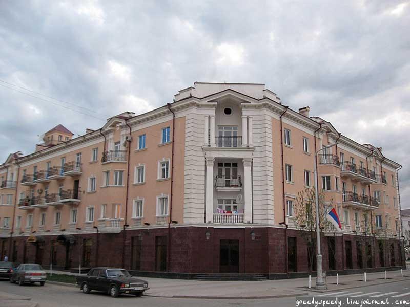 Город Грозный, Чечня