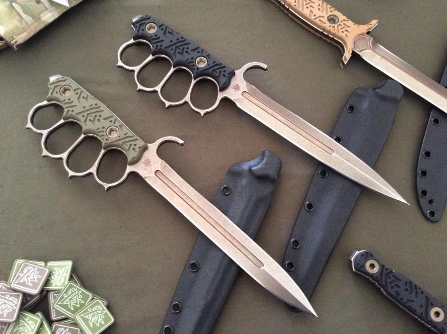 получаются фото траншейного ножа брак