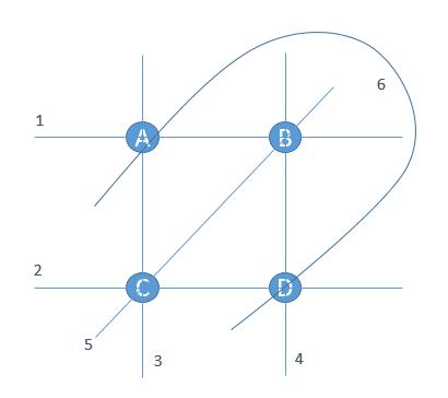 Dobble 2x2 simple