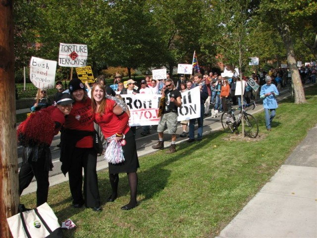 10-27-2007 Peace Rally and March