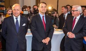 Страны ЕС хотят помочь Украине