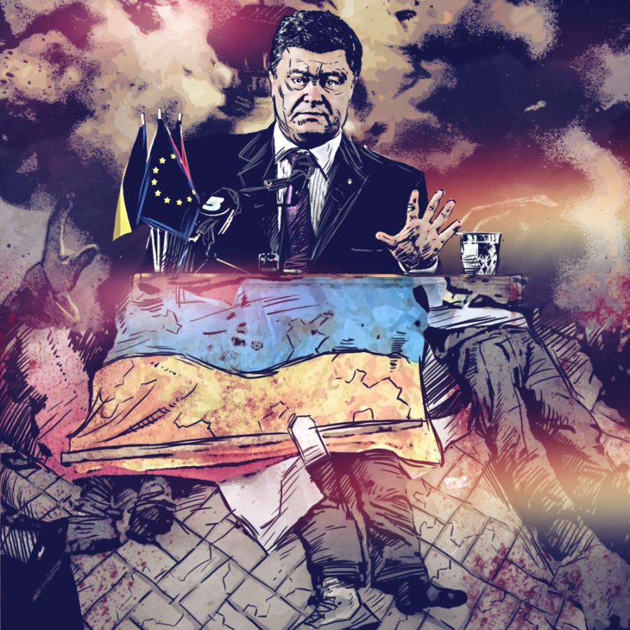 Украина Порошенко