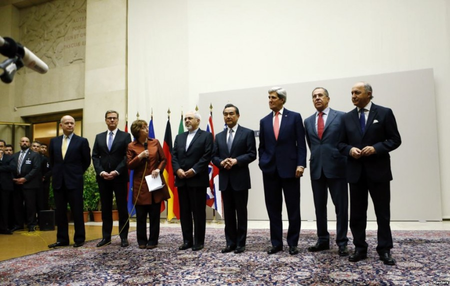Соглашение в Женеве достигнуто