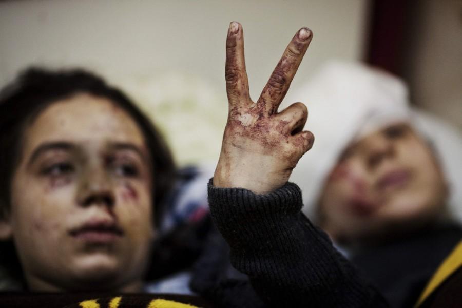 мир в Сирии