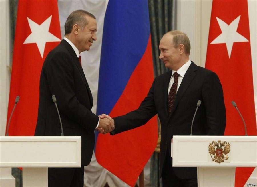 Путин дипломатия