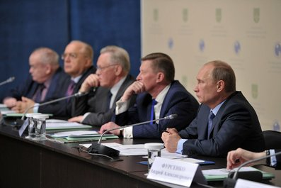 Совет при президенте РФ по науке и образованию