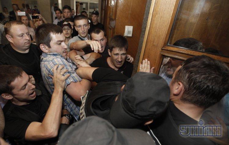 оппозиция в украине