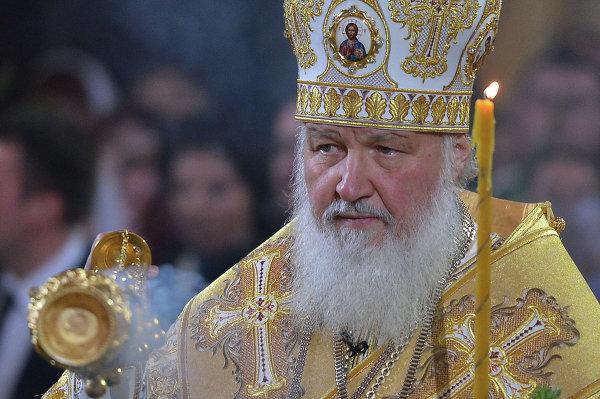 Украина. Новости: обращение патриарха Кирилла
