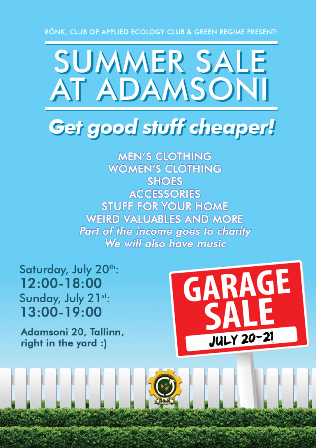 Garage Sale July Polymer copy