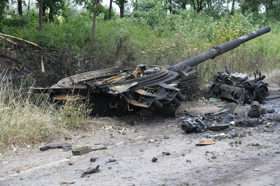 «Минус 9 танков», — в ДНР рассказали о серьёзных потерях ВСУ под Горловкой