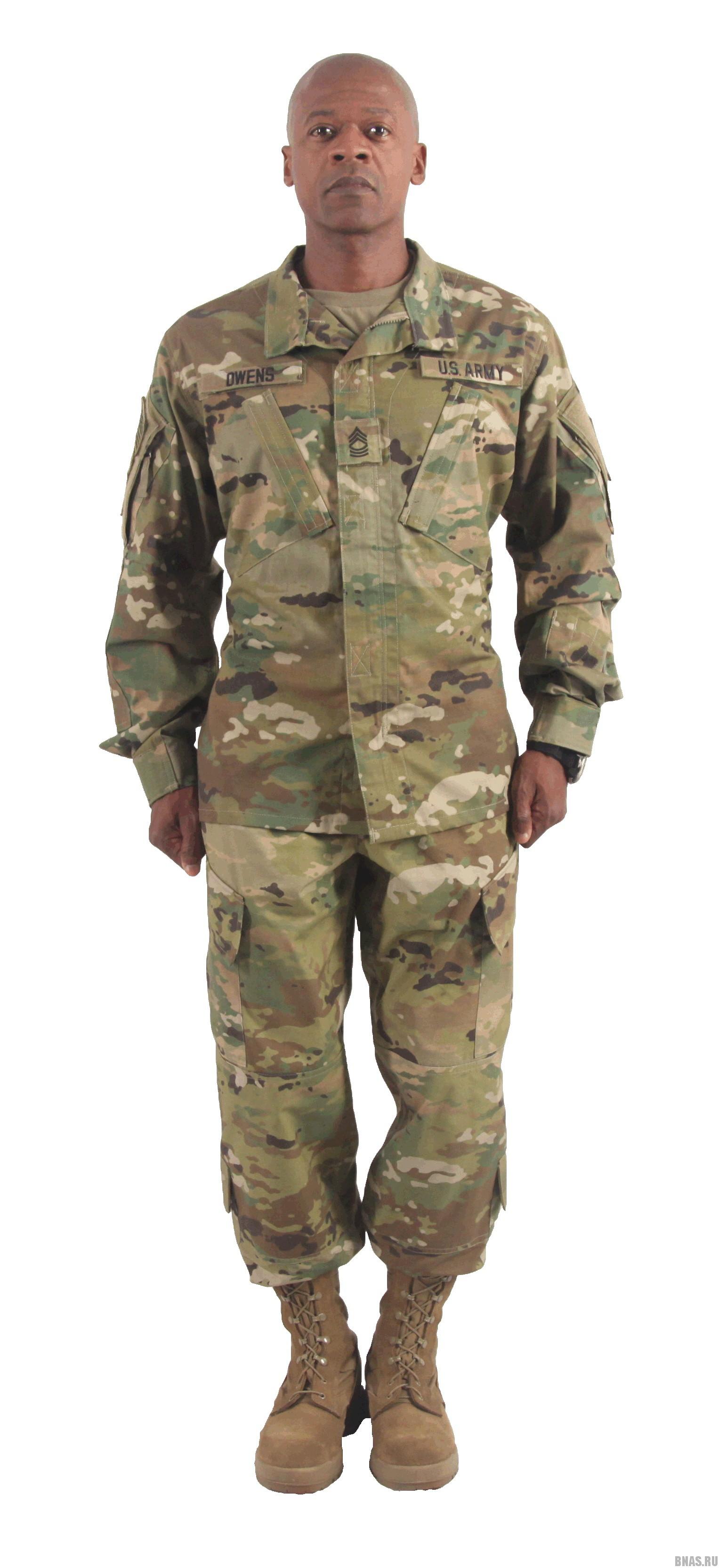 Новый камуфляж Армии США Quot Scorpionw2 Quot для полевой униформы