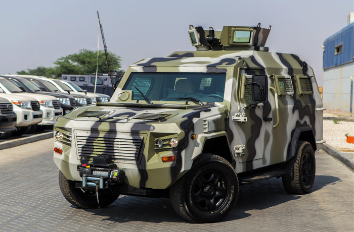 Cobra - Armored Personnel Carrier 1