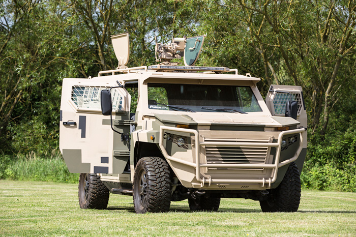 Puma - Armored Personnel Carrier 1