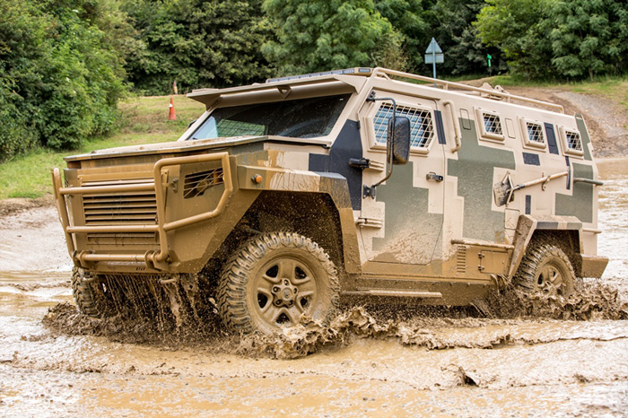 Puma - Armored Personnel Carrier 6