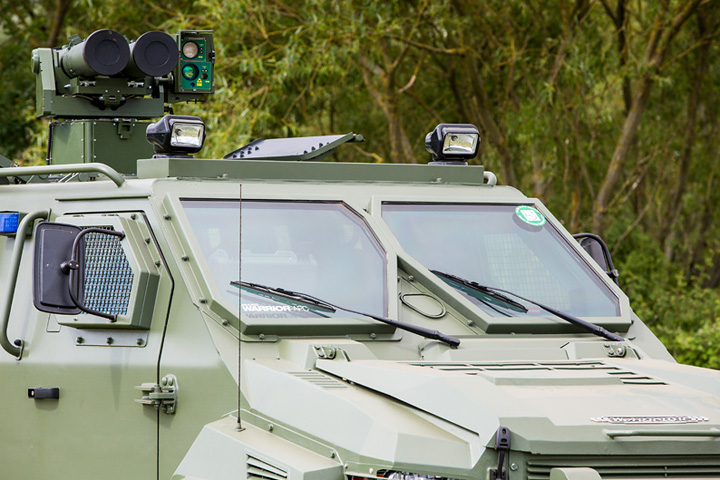 Warrior - Armored Personnel Carrier 6