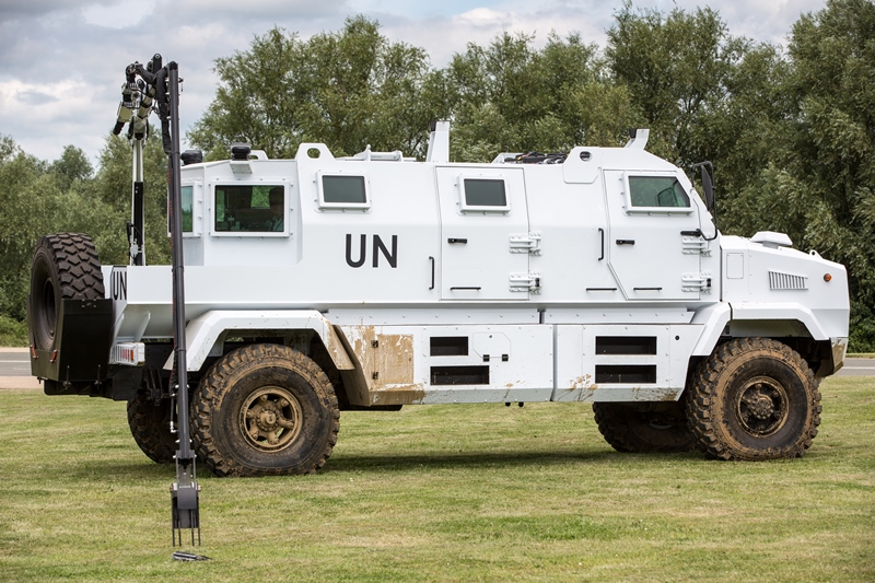SHRECK (EOD) - Armored Personnel Carrier 12