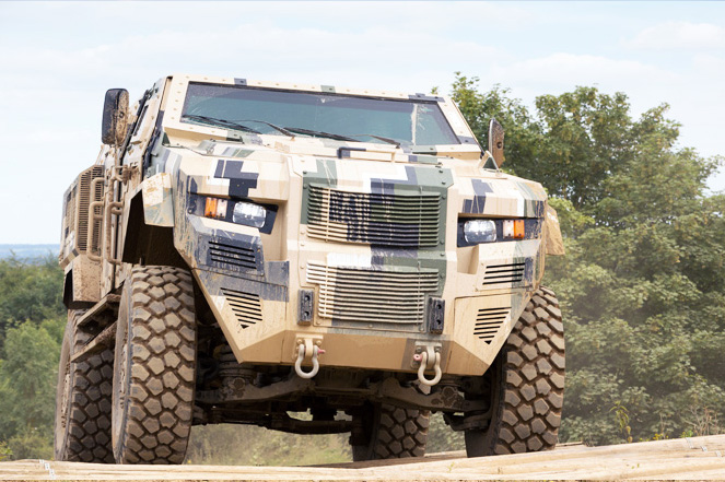 Scorpion - Armored Personnel Carrier 15